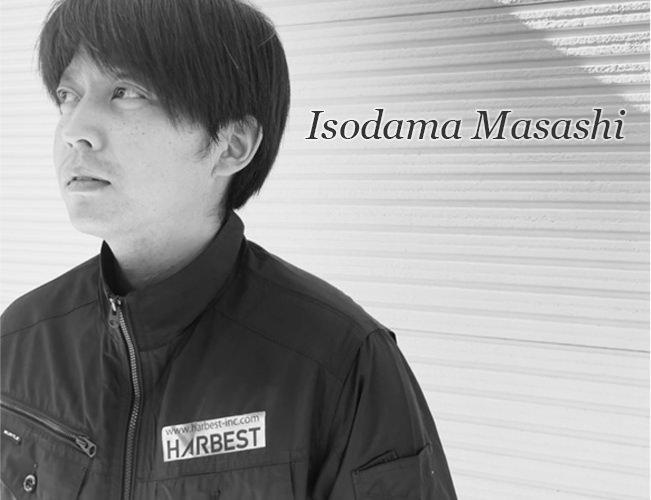 Isodama Masashi